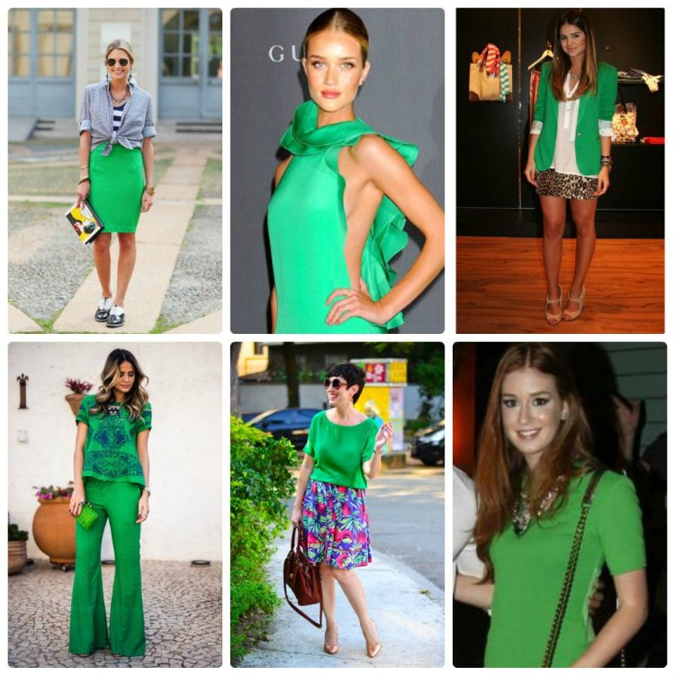 greenery-looks