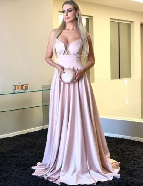 vestido-de-festa-rosa-princesa